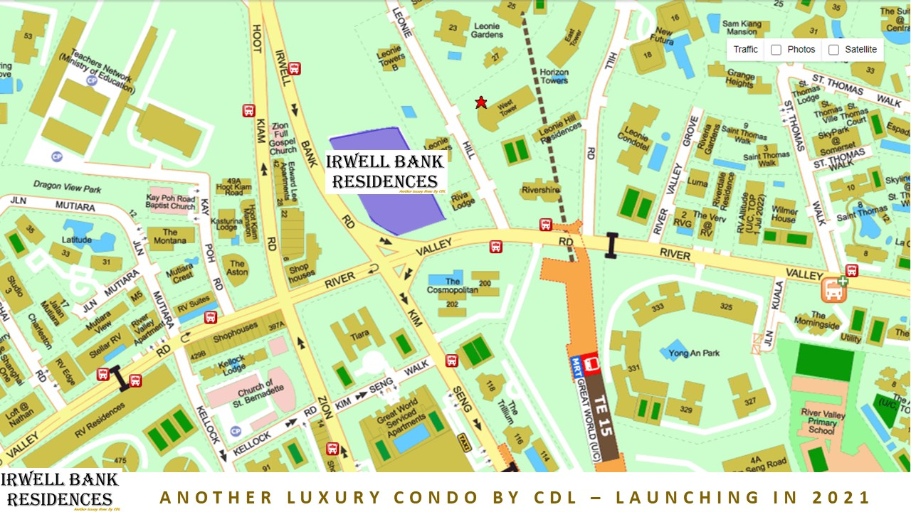 Irwell-Bank-Residences-Location-Map