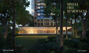 Irwell-Hill-Residences-Gym